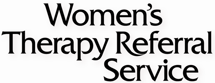 Women's Therapy Referral Service